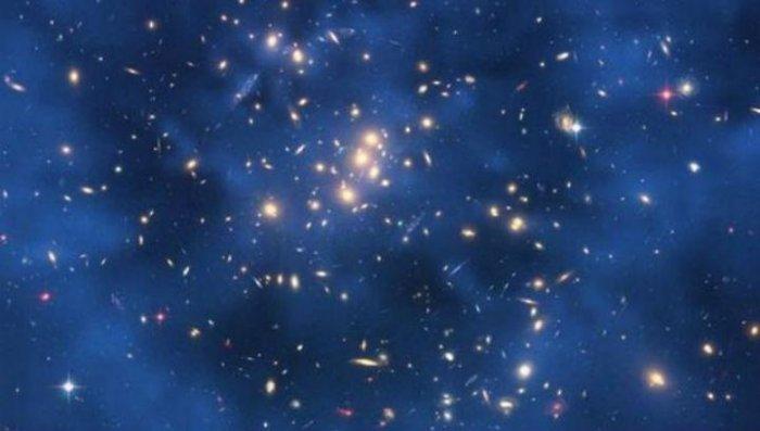 Интересные факты о темной материи