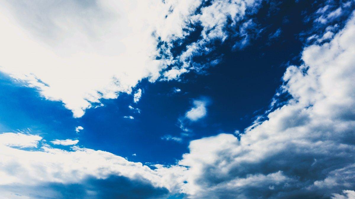 Фоны с облаками