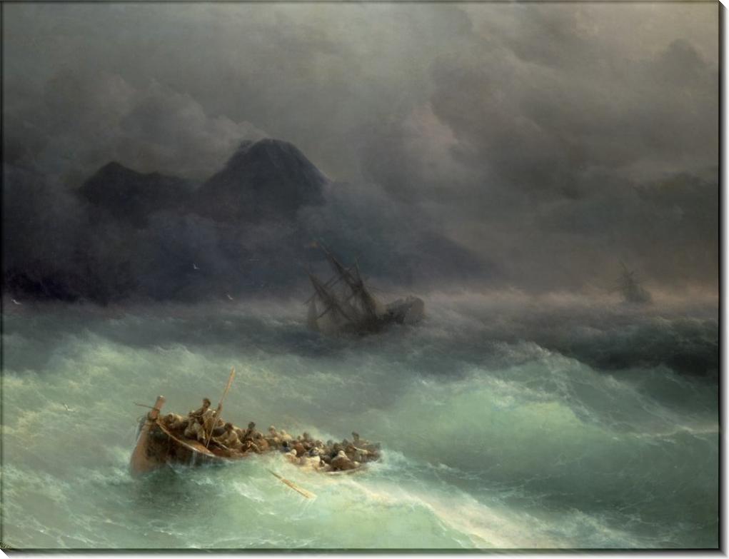 Айвазовский корабль