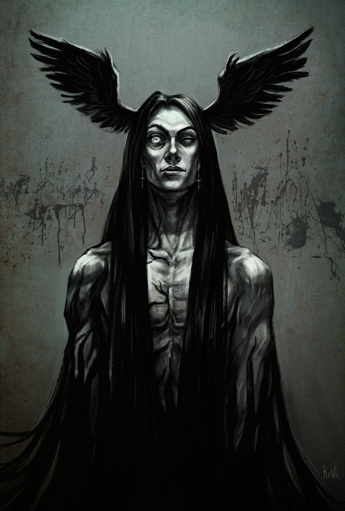 Азраил демон