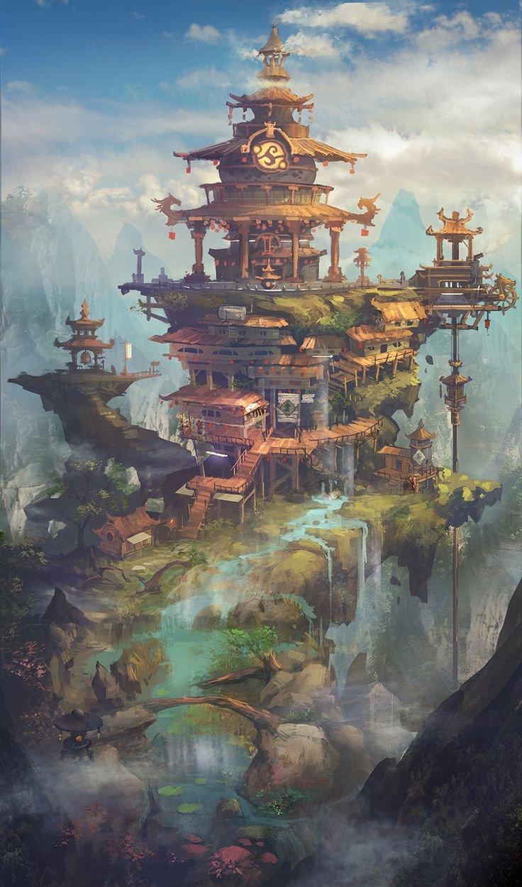 Китайский замок