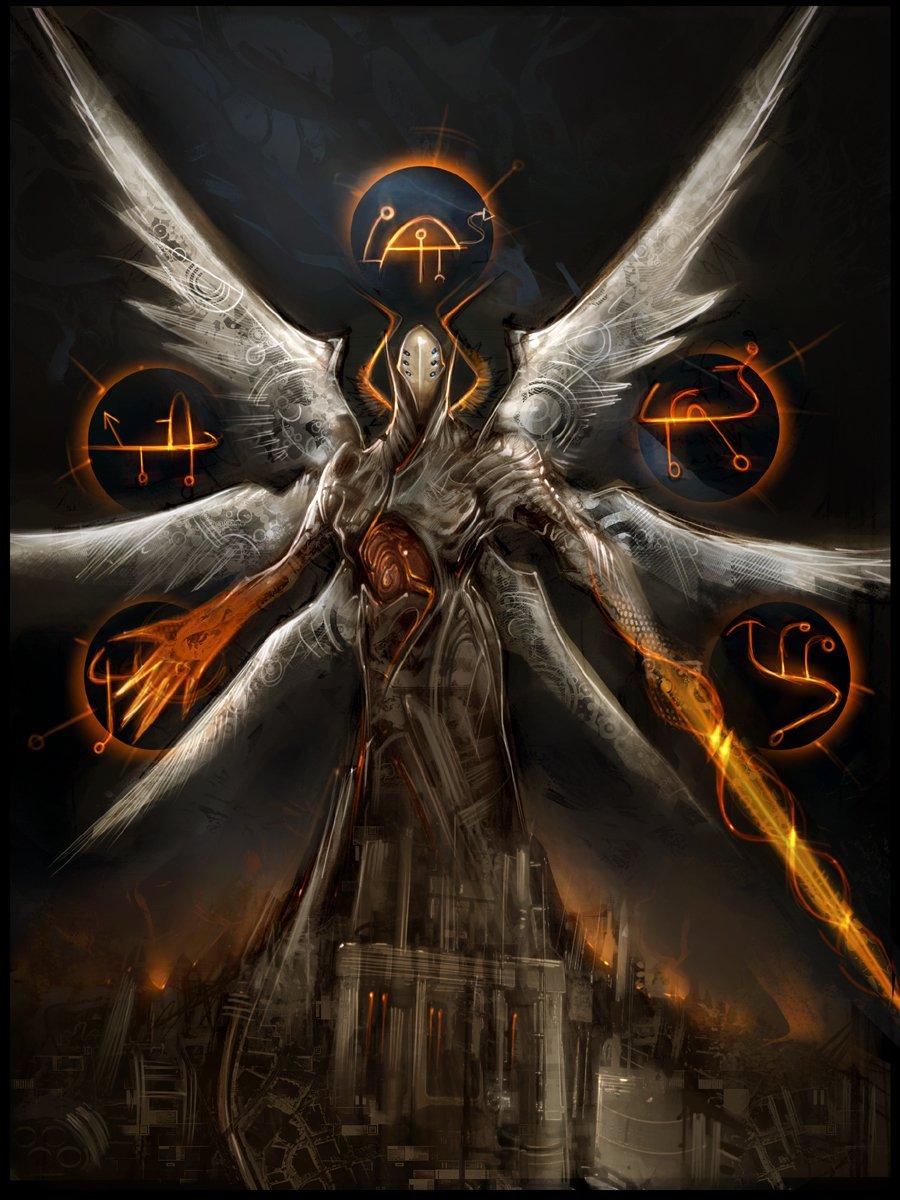 Демон хранитель