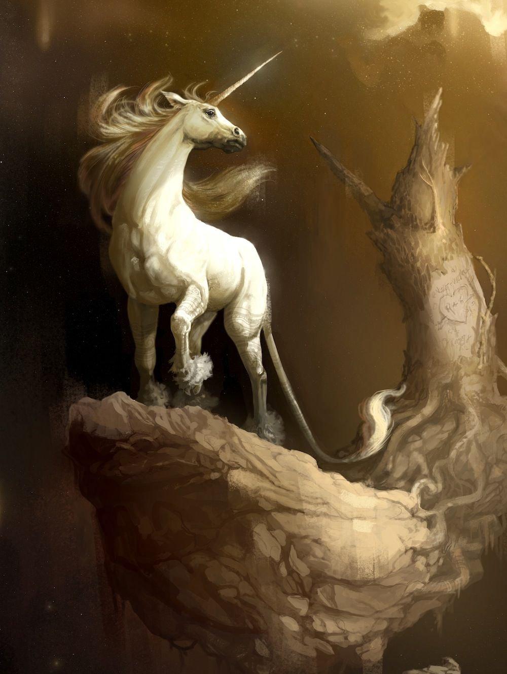 Лошади волшебные