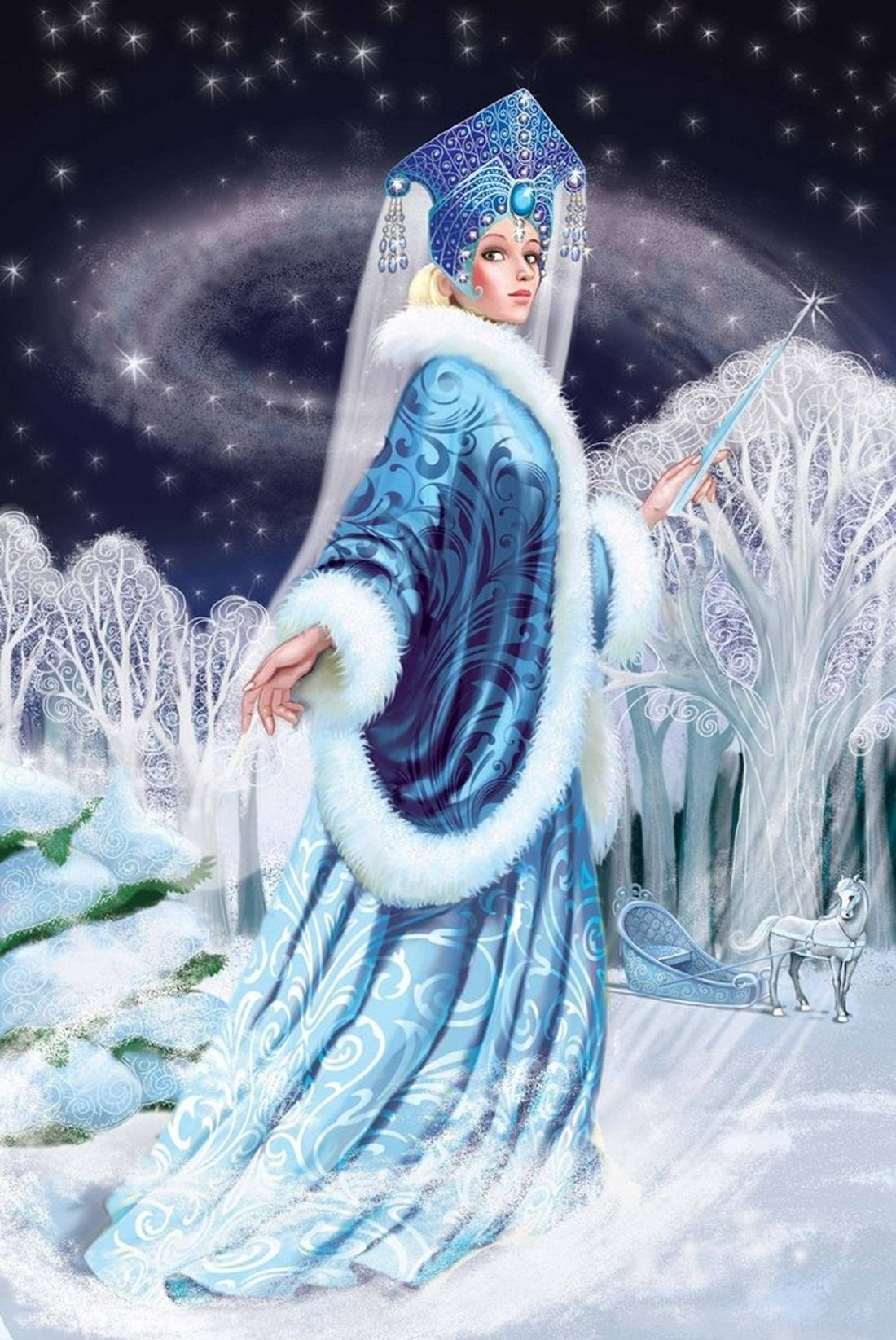 Матушка зима