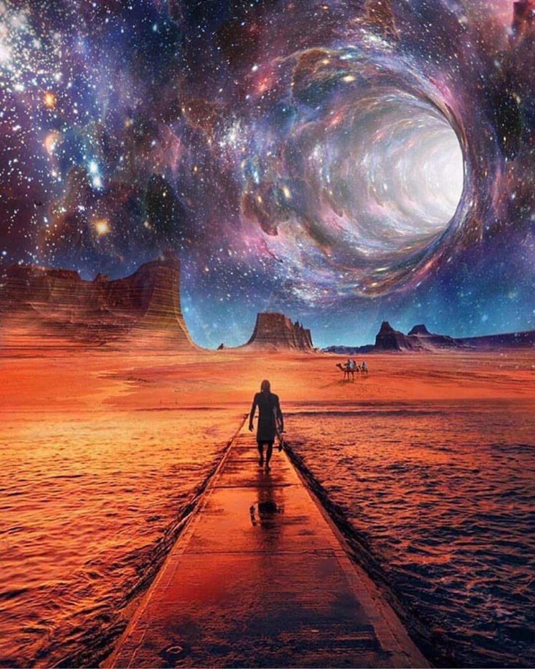 Вселенная арт