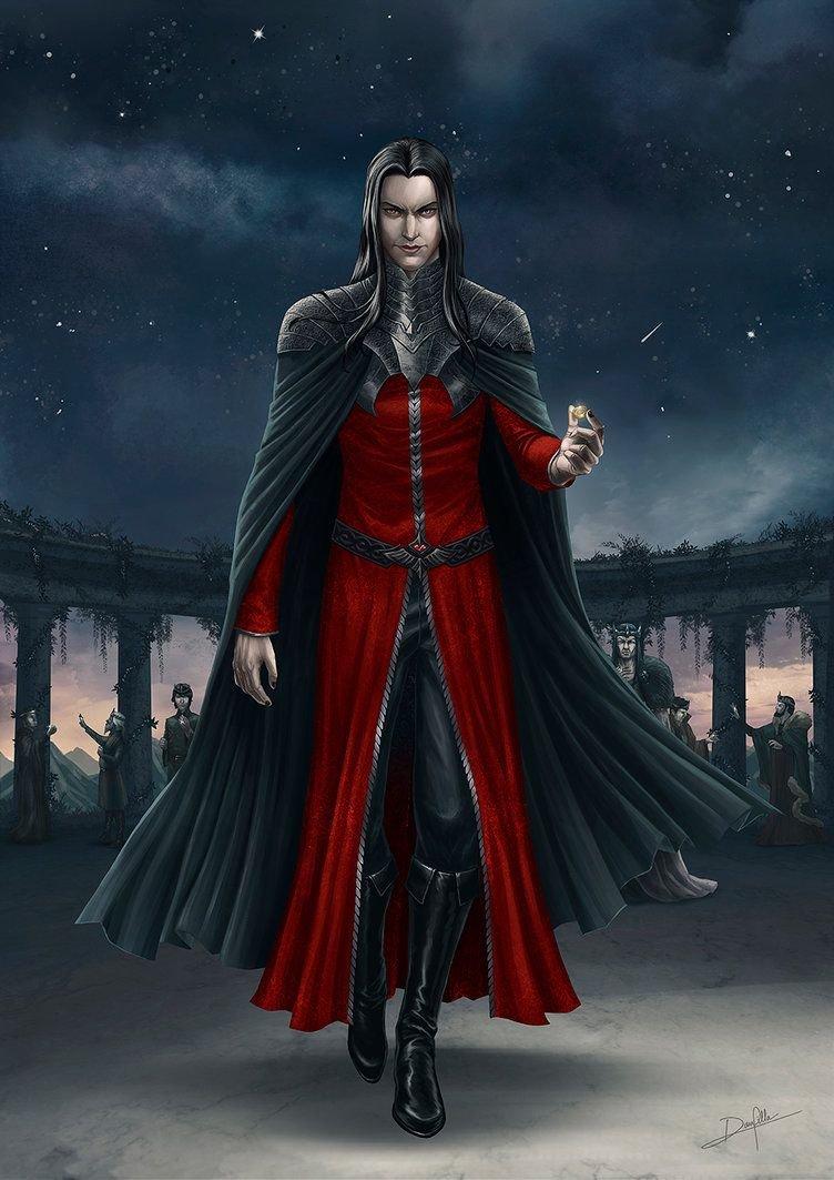 Король вампиров