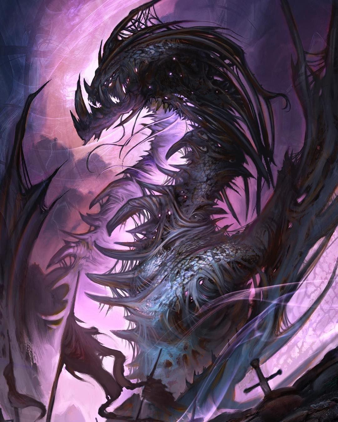 Дракон смерти