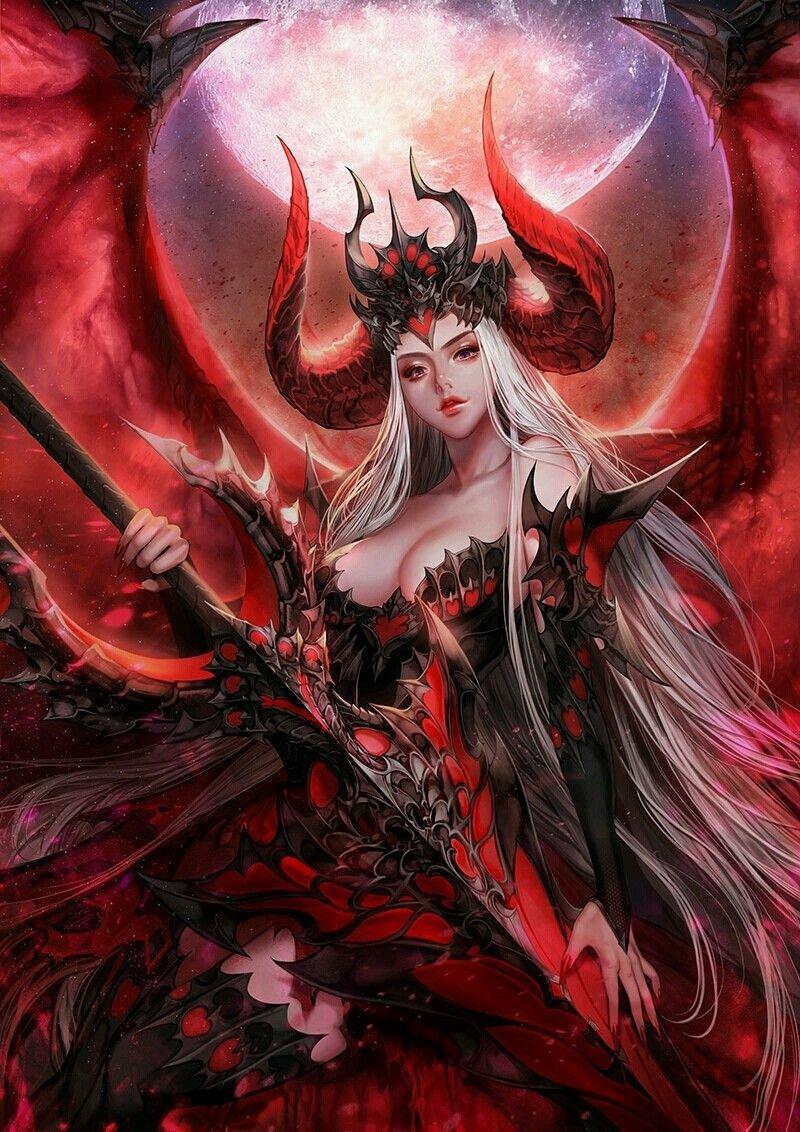 Барбело демоница