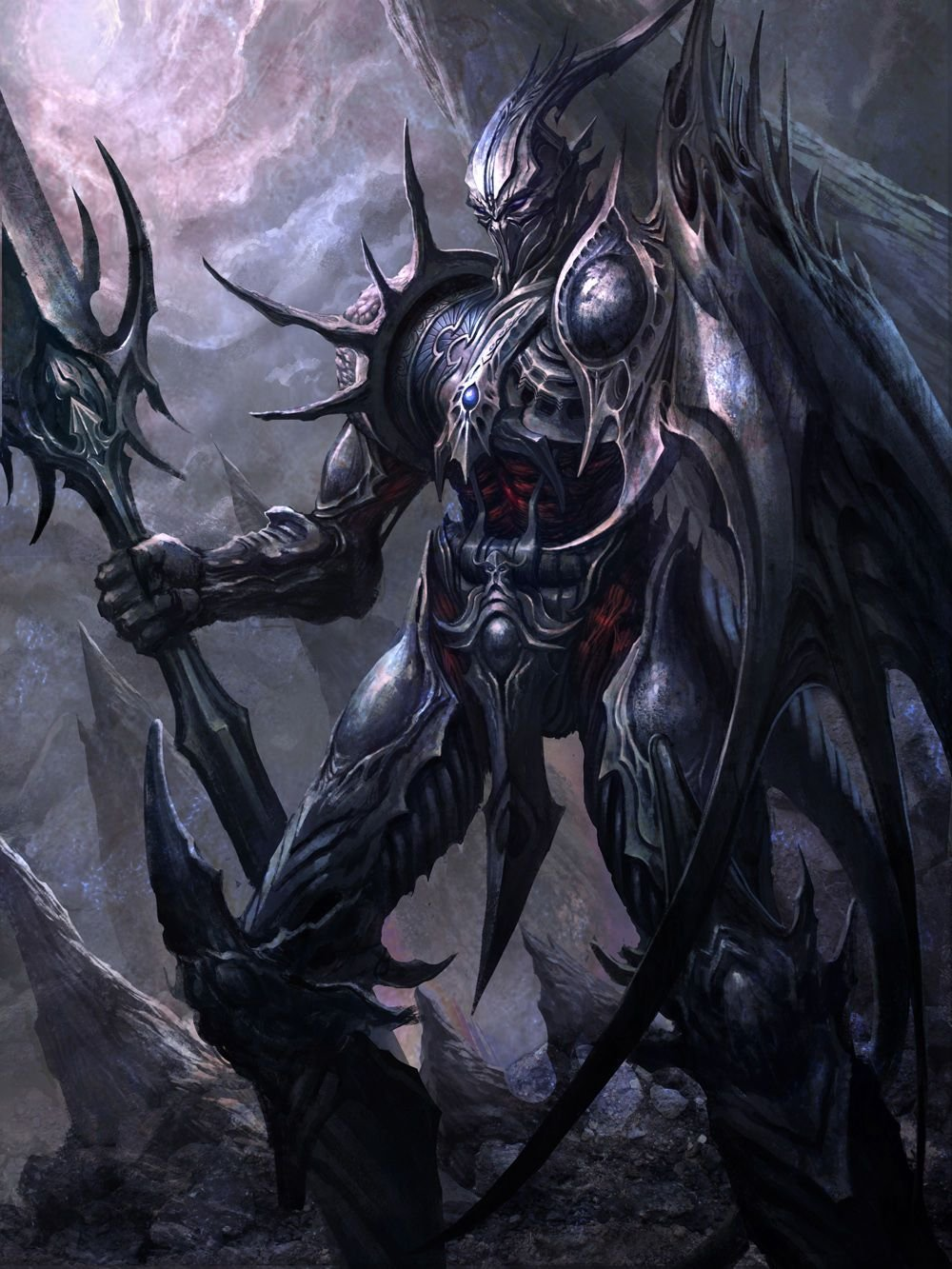 Владыка тьмы
