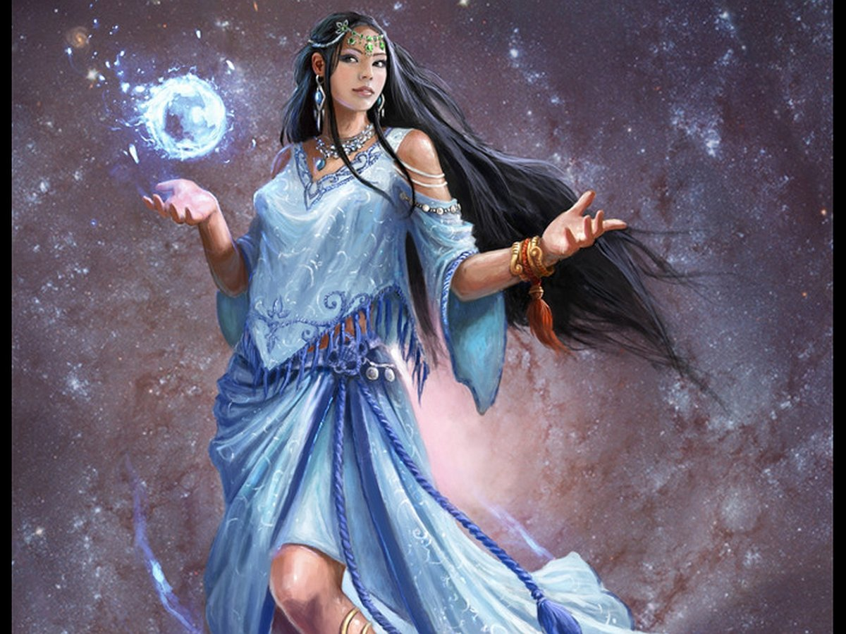 РАТИ богиня