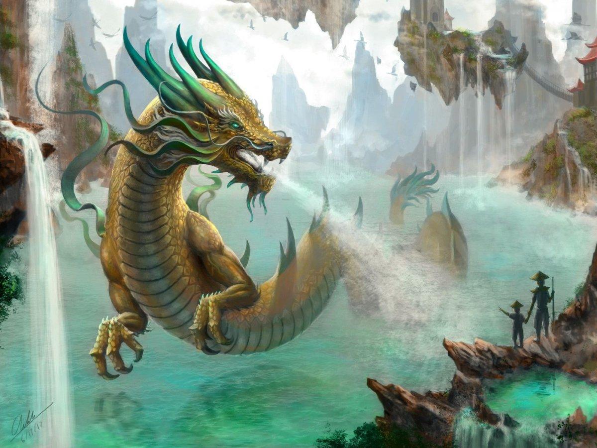 Земляной дракон