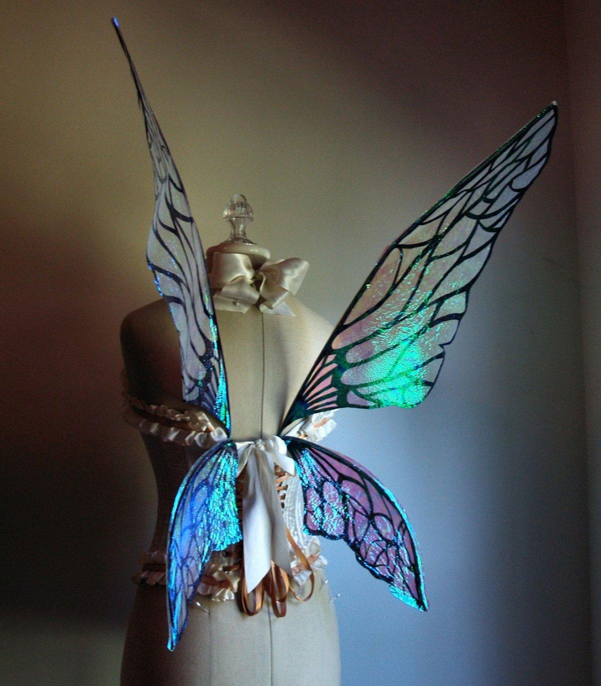 Крылышки феи
