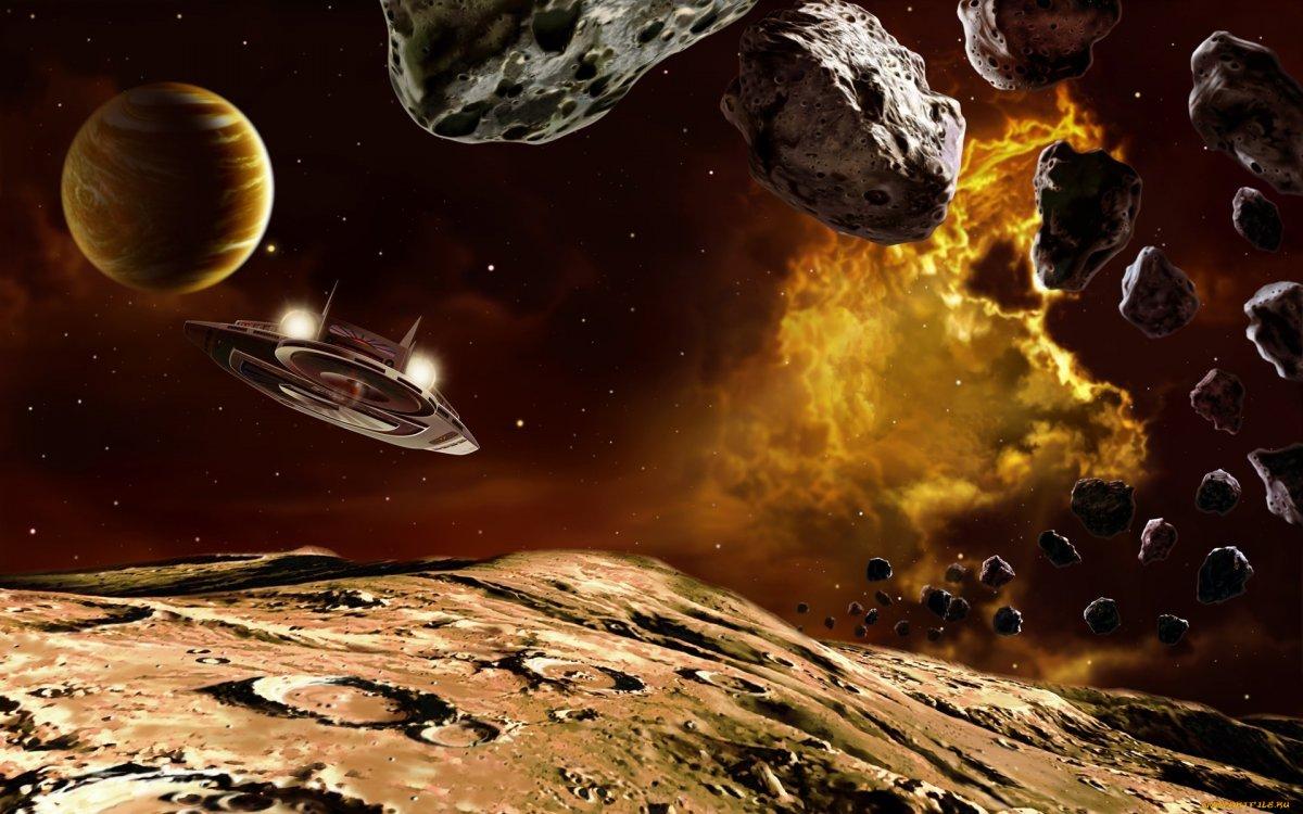 Астероиды и метеориты