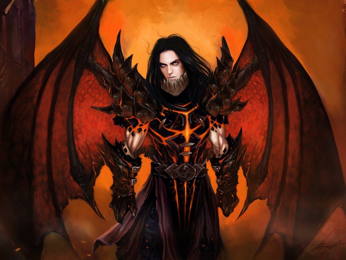 Самаэль демон