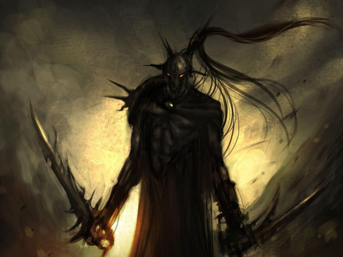 Демон тьмы