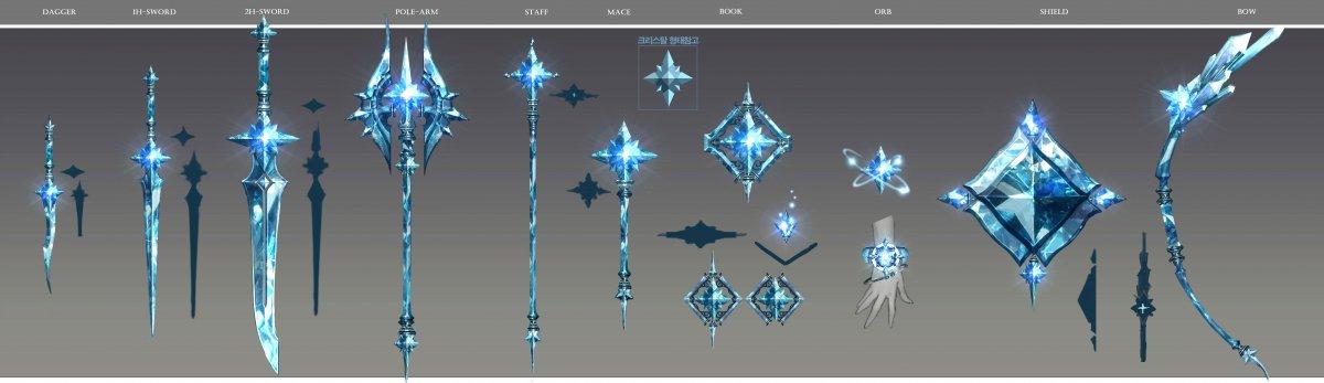 Ледяной меч