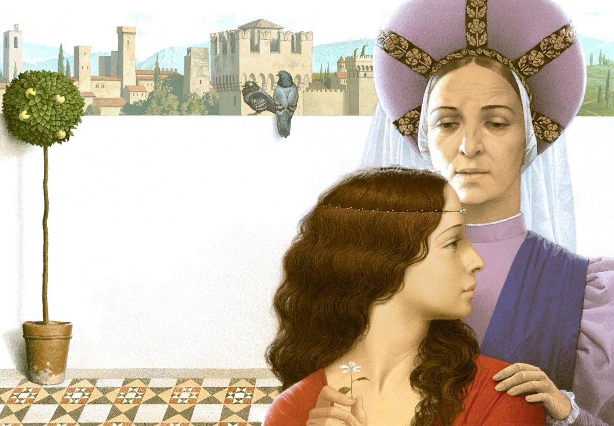 Ромео и Джульетта иллюстрации
