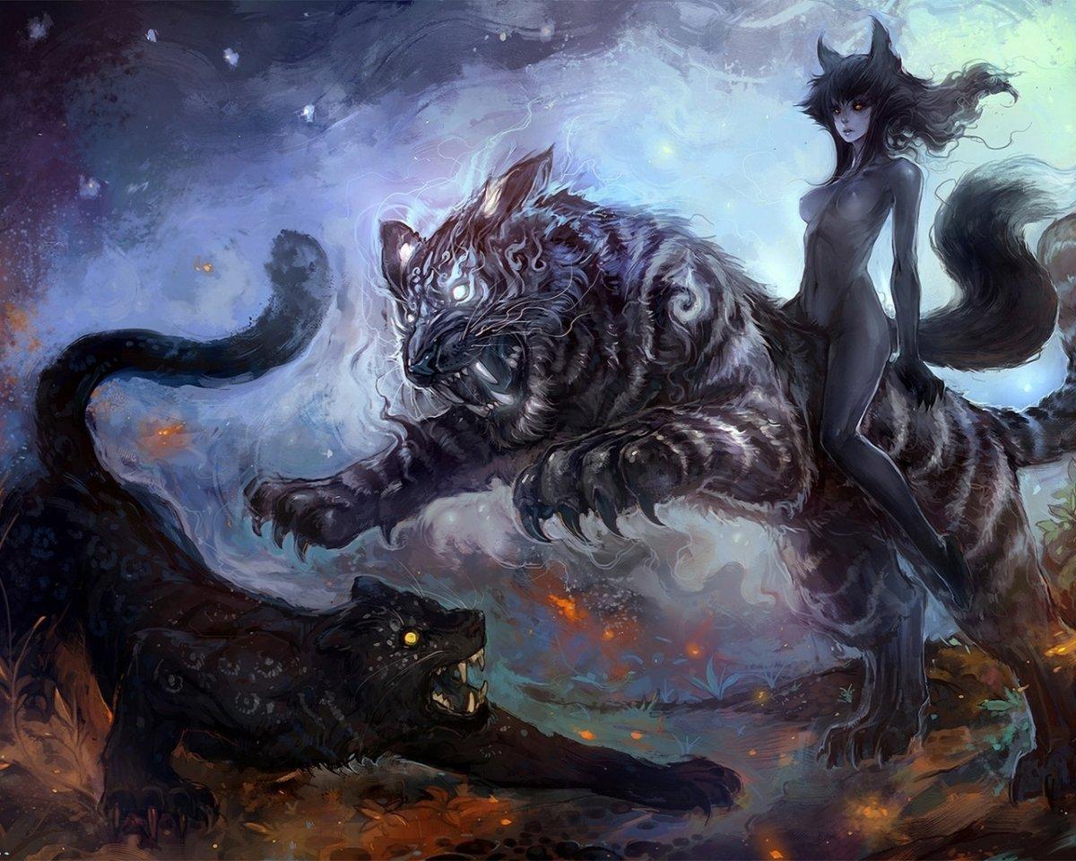 Мифические коты