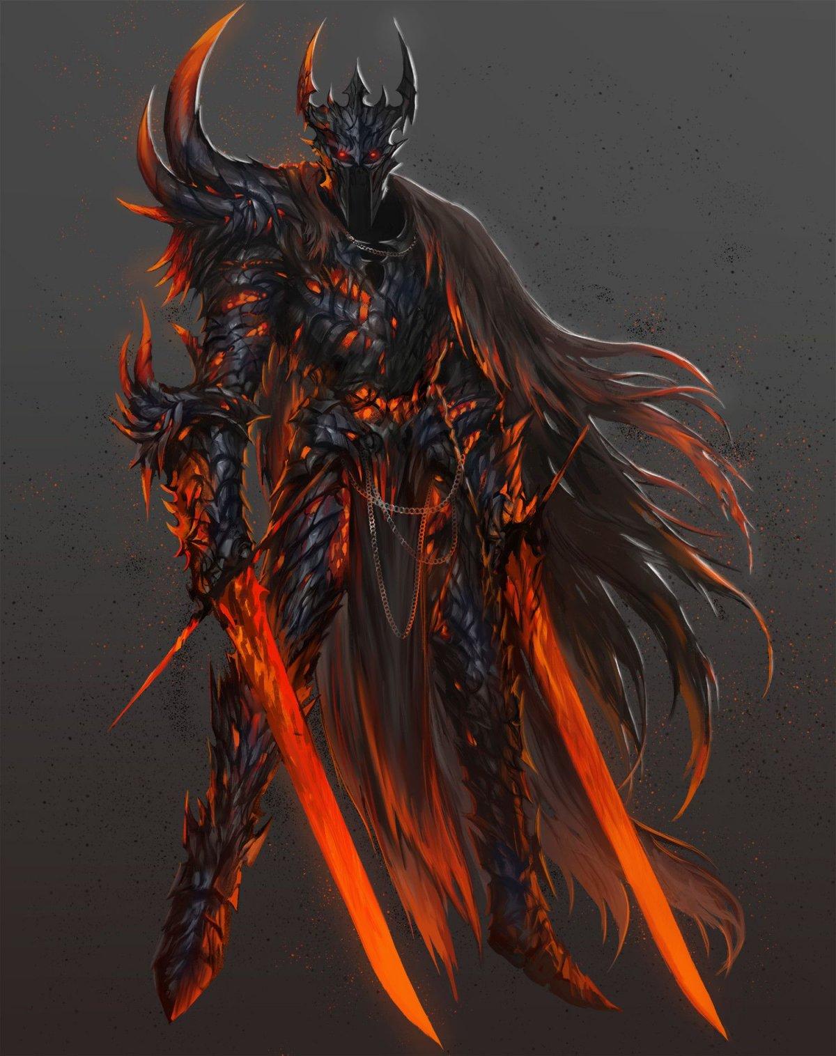 Темный рыцарь арт