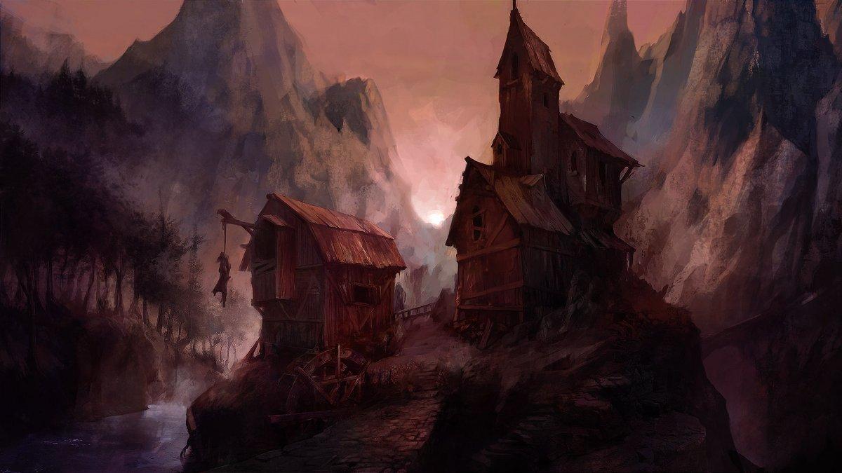 Мрачное средневековье