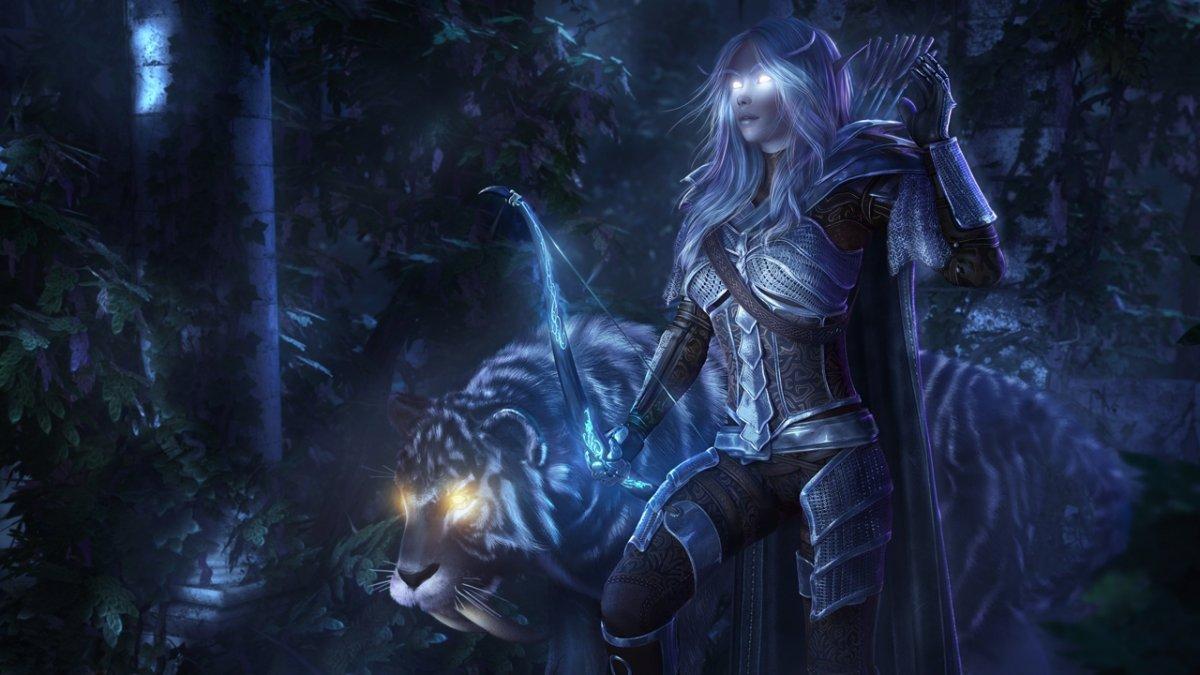 Ночные эльфы