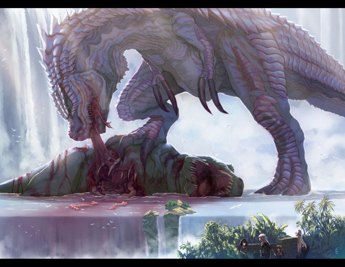 Драконы и динозавры
