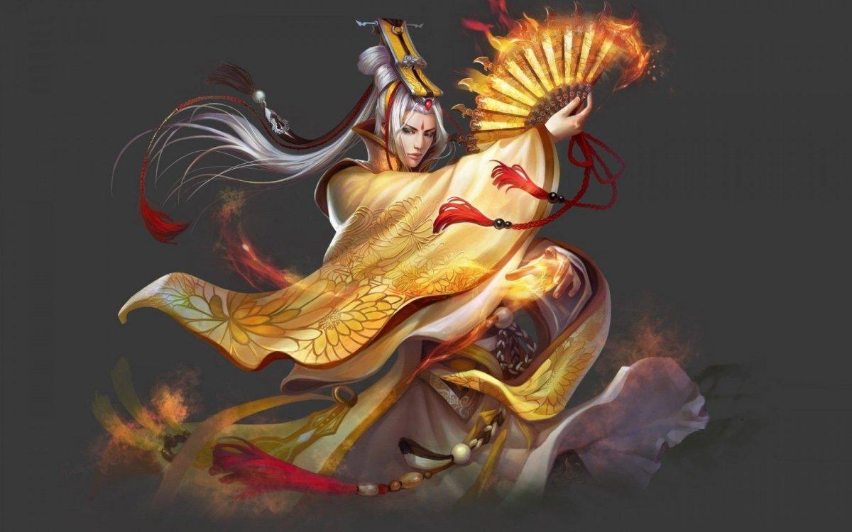 Китайские Богини