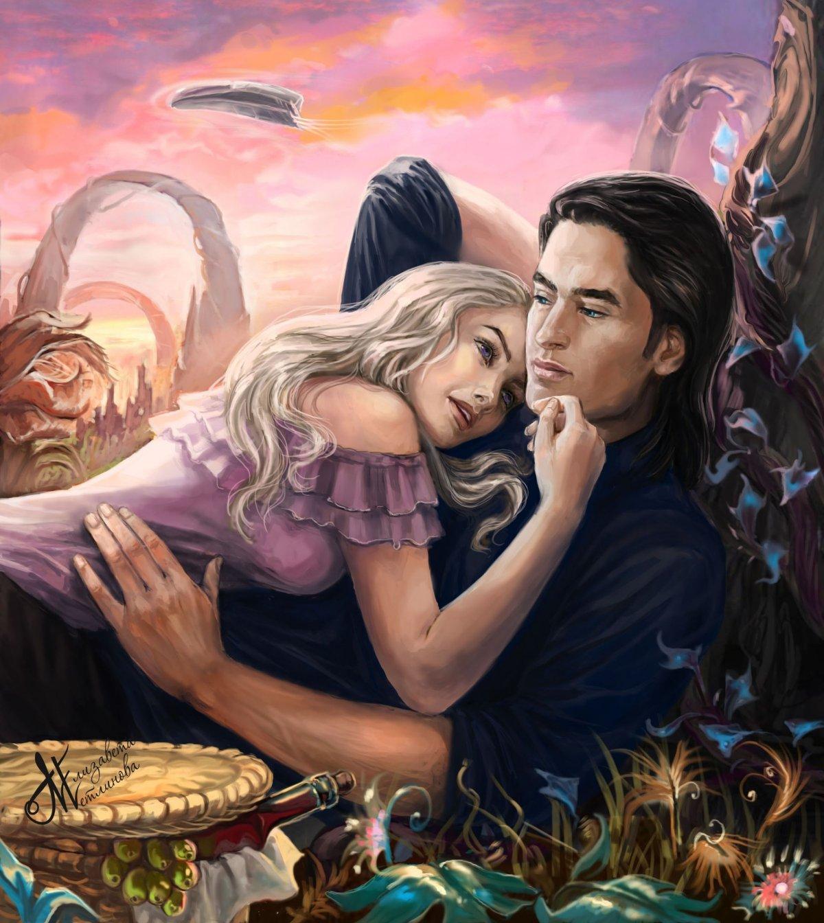 Романтические истории