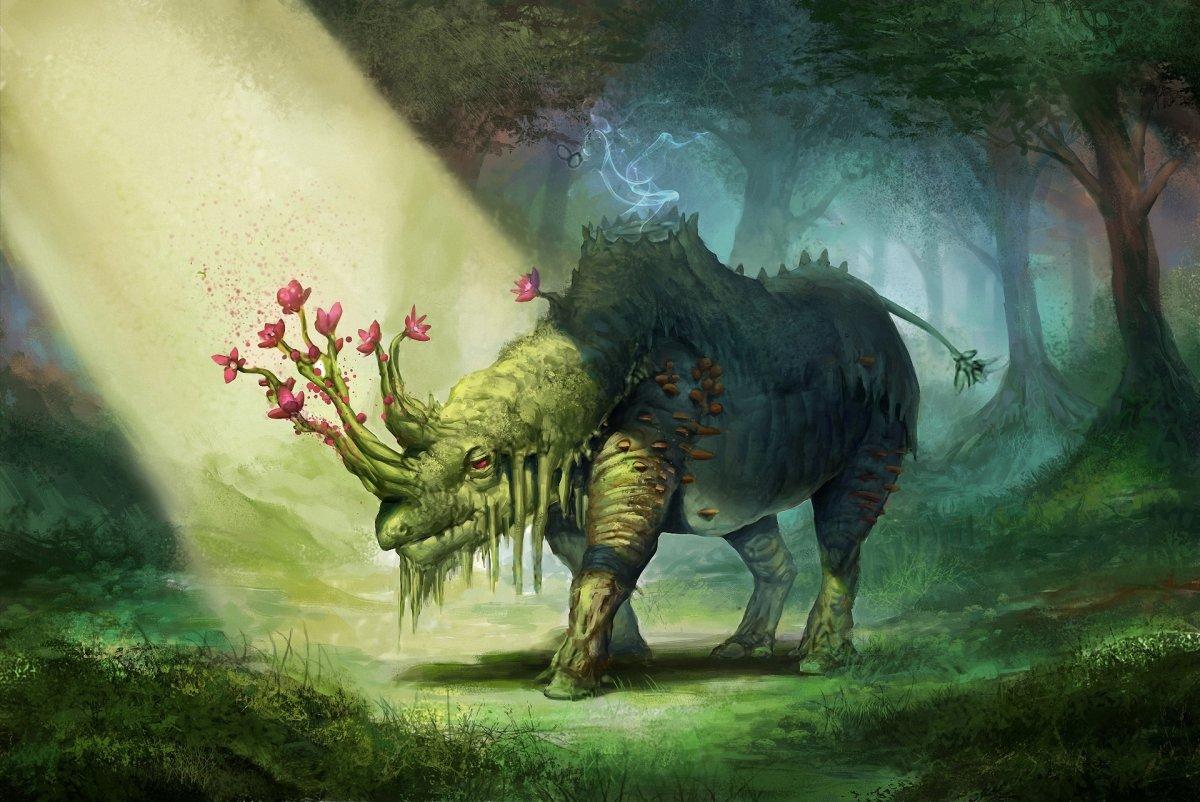 Сказочные звери