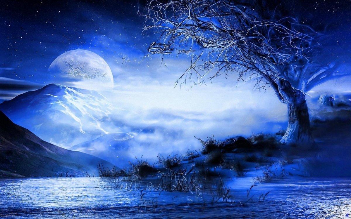 Ночь арт