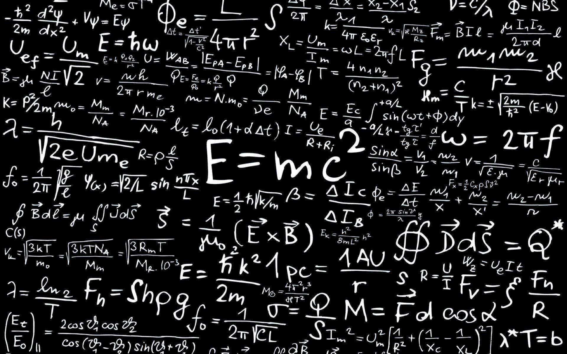 Математические формулы фон - 36 фото для презентаций и картинок на рабочий  стол
