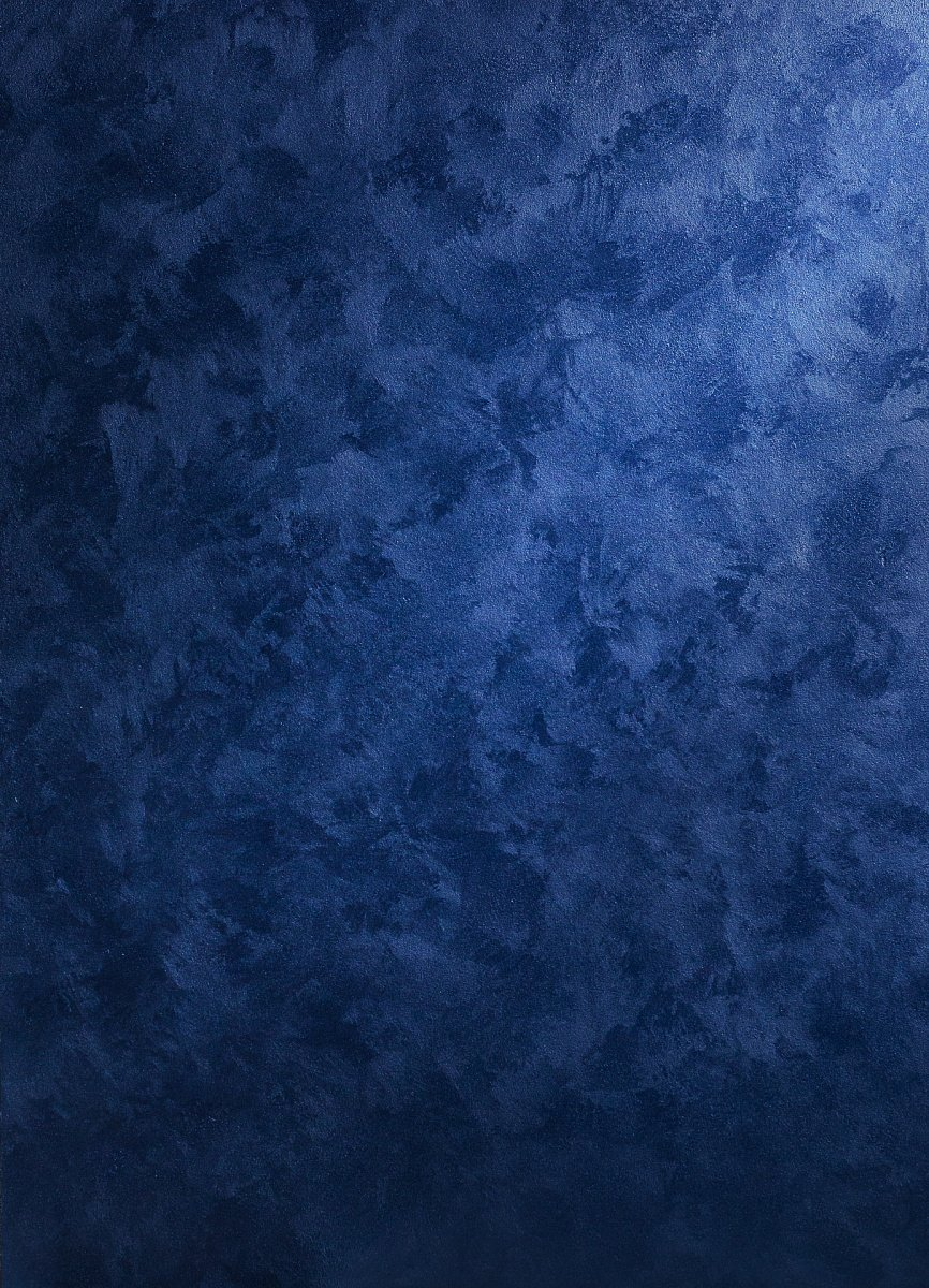 Тёмно синяя текстура штукатурка