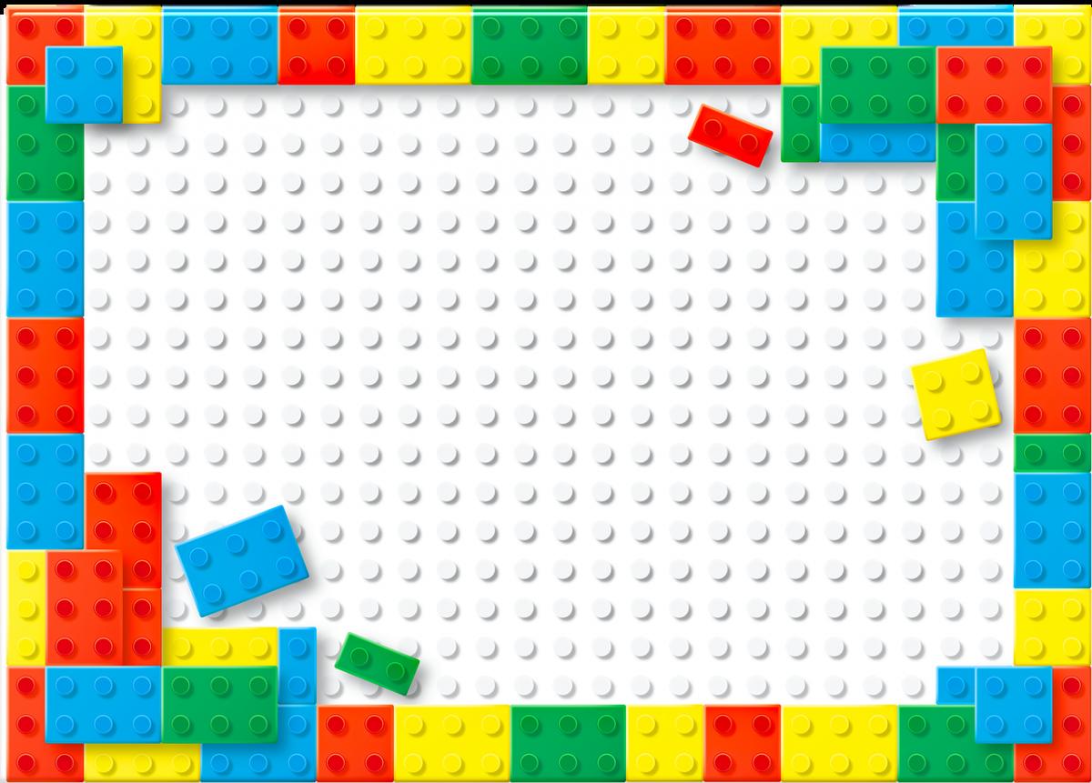 Фон лего конструктор