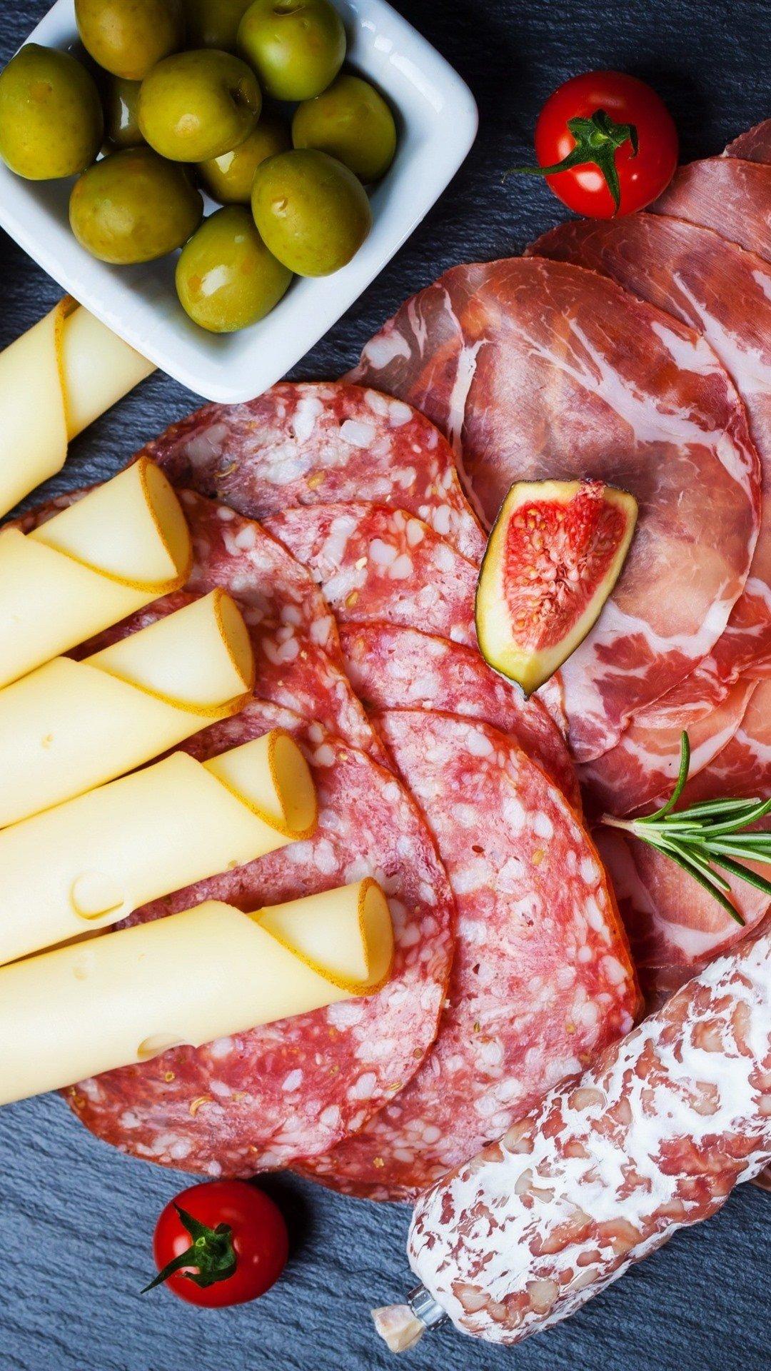 Сырная колбаса