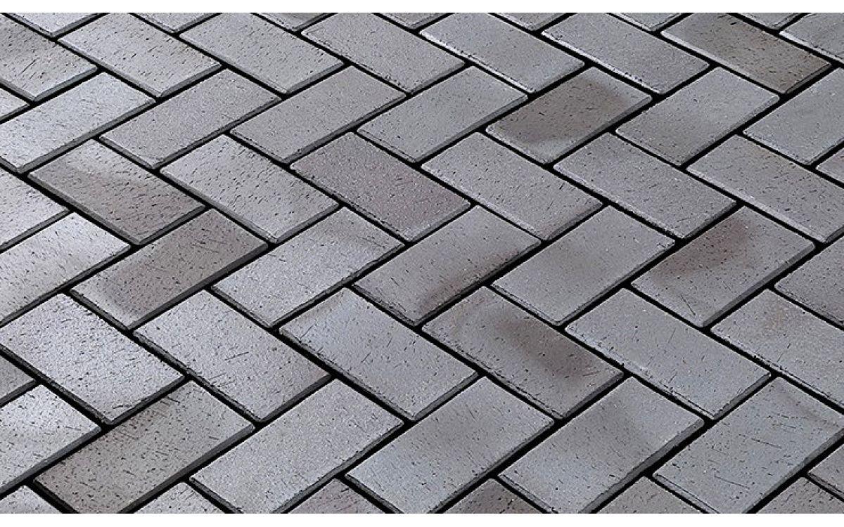 Тротуарная плитка серая текстура
