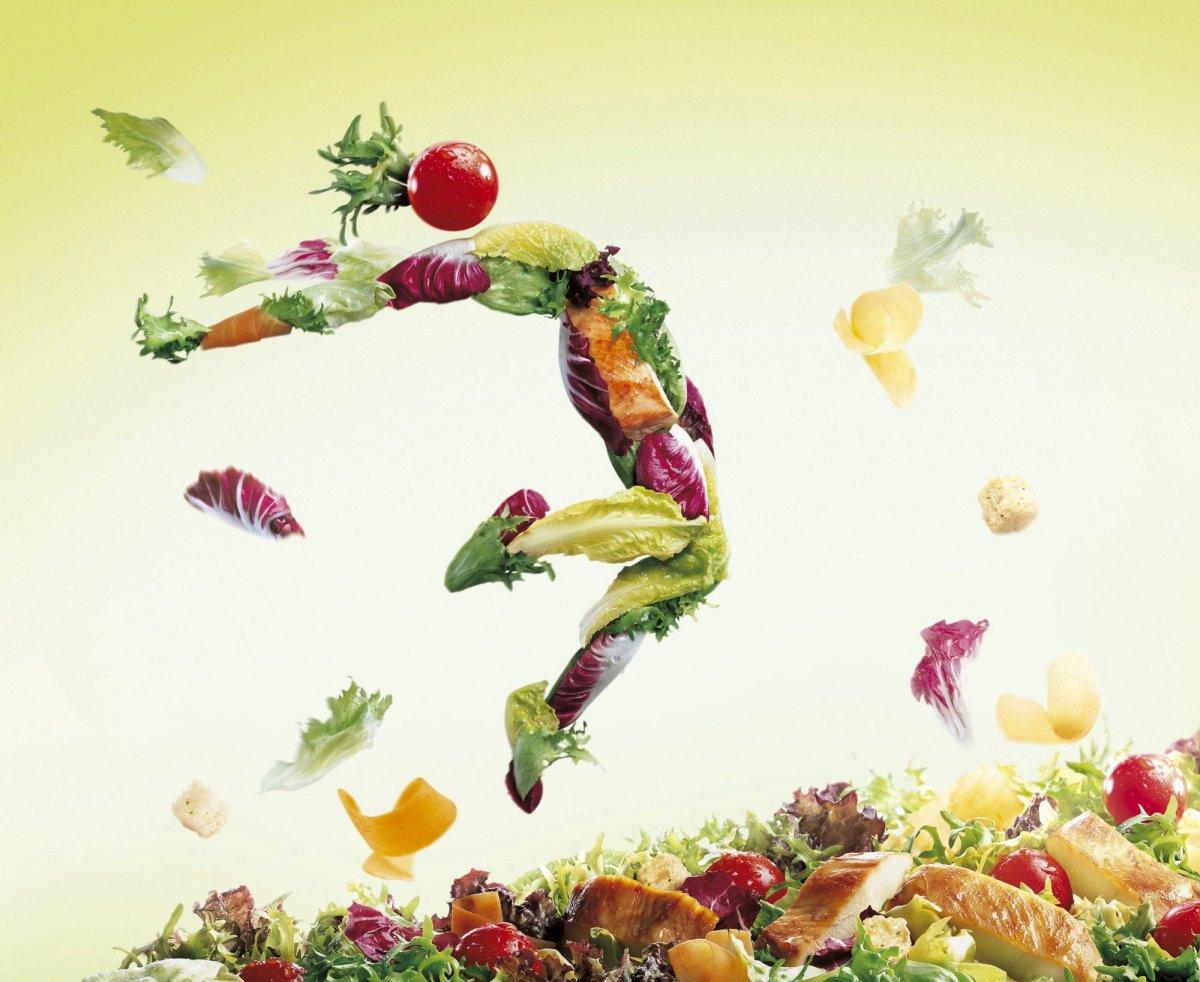Здоровое питание арт