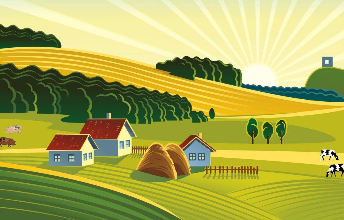 Сельское хозяйство арт