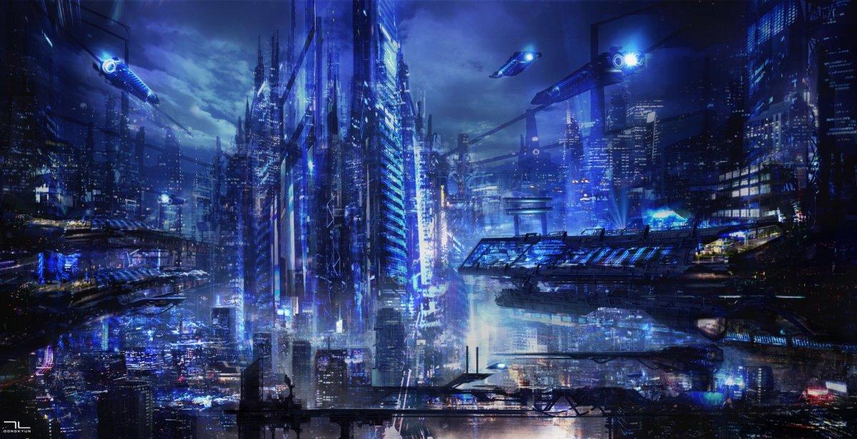 Мир будущего арты