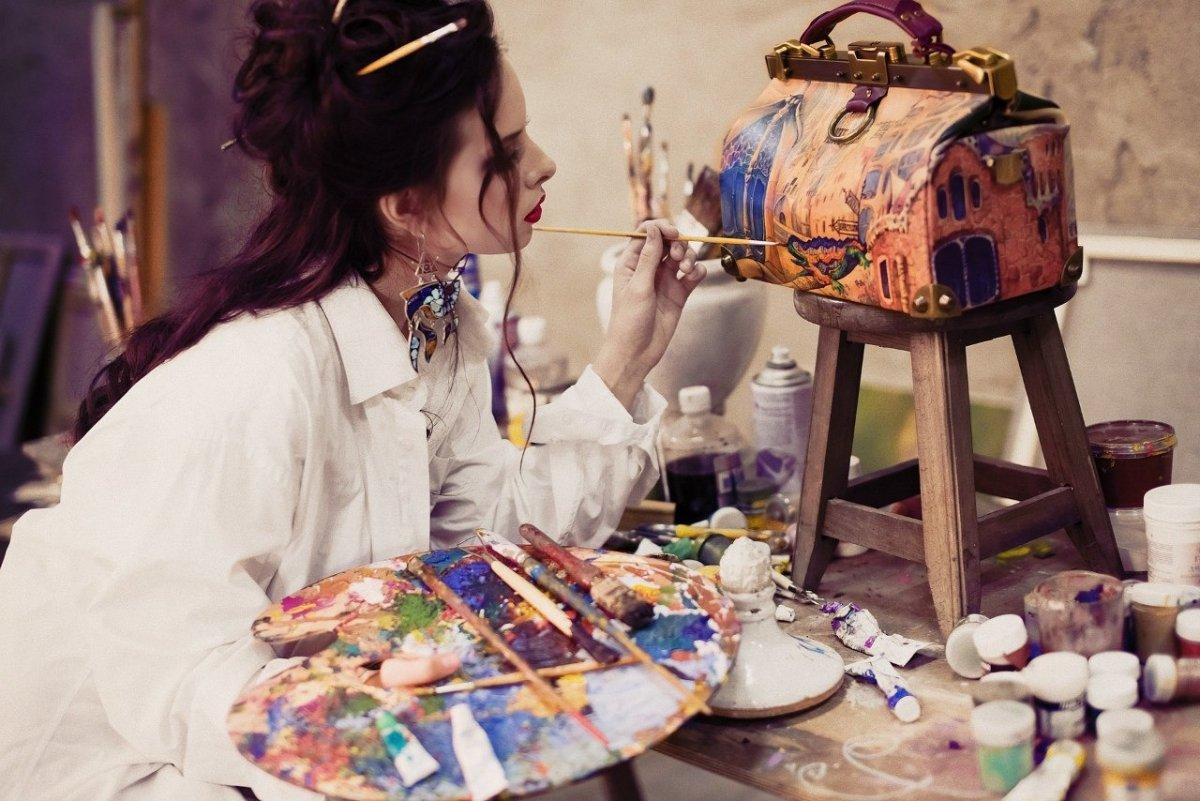 Творческая личность арт