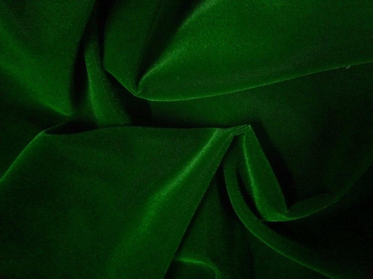 Зеленый атлас фон