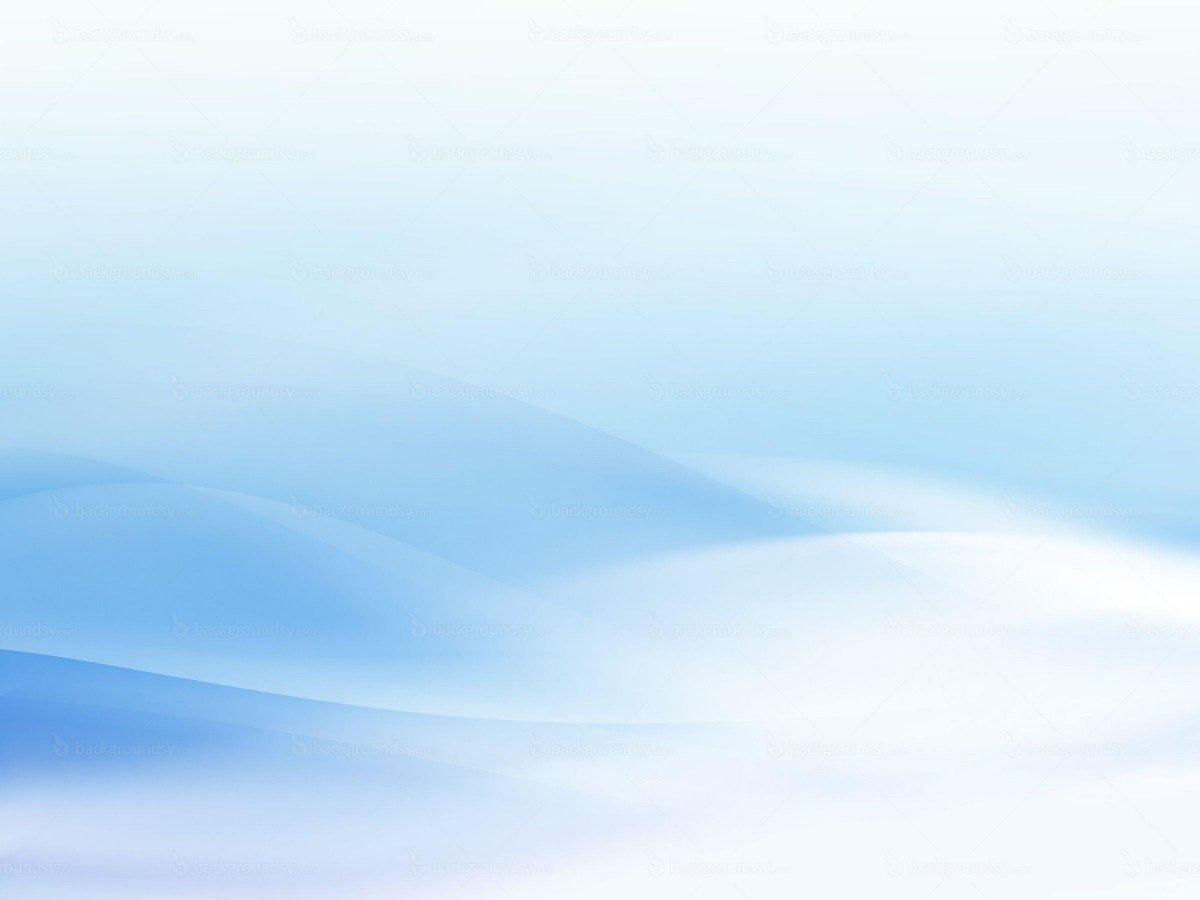 Синий фон переходящий в белый