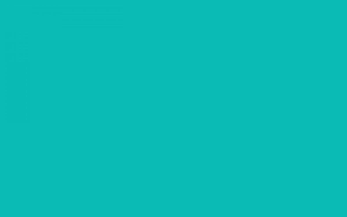Циановый фон однотонный
