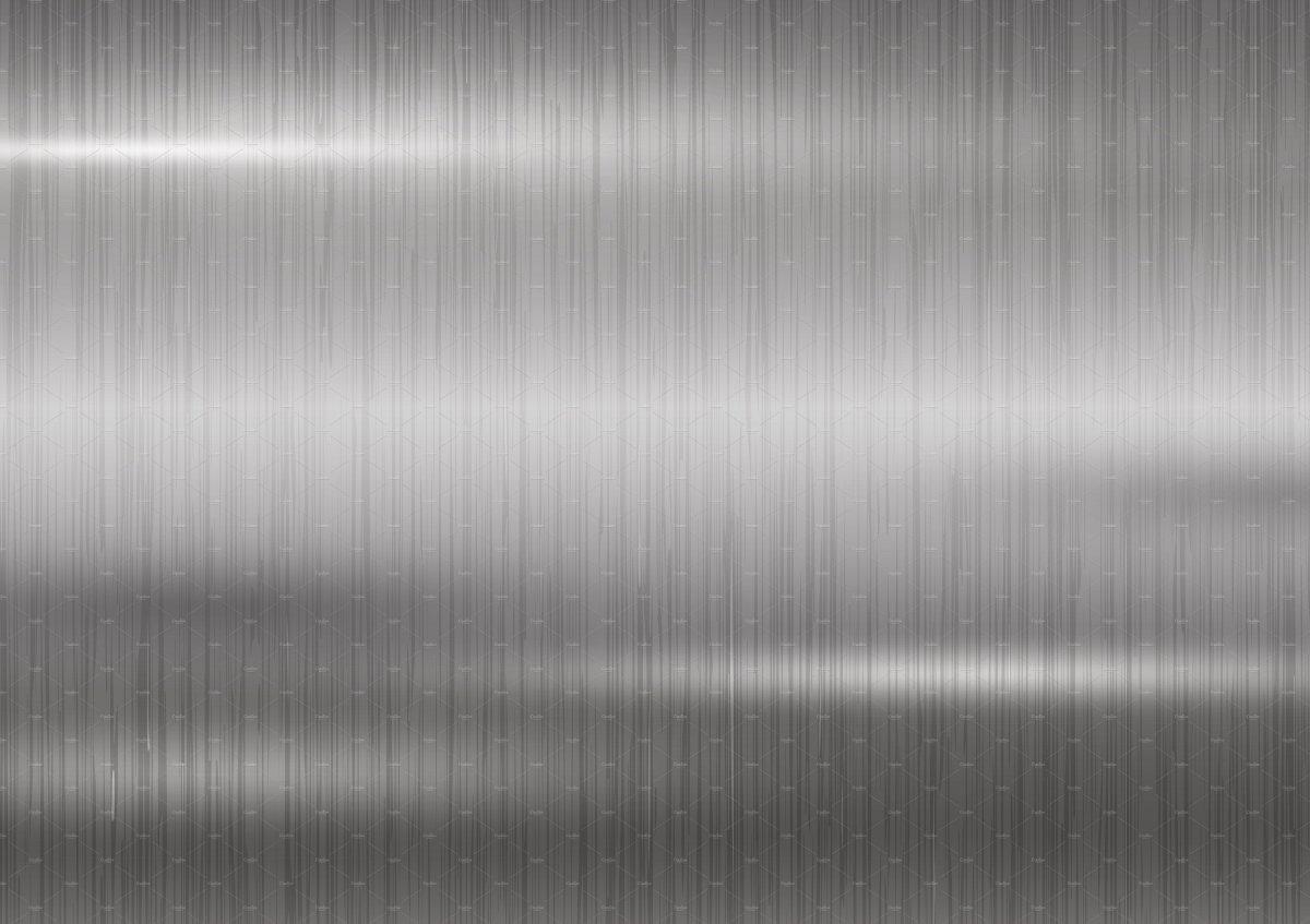 Фон шлифованный металл