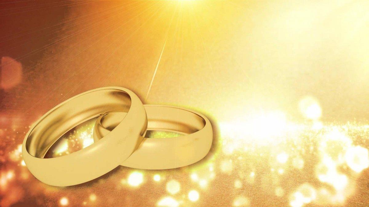 Фон свадьба кольца
