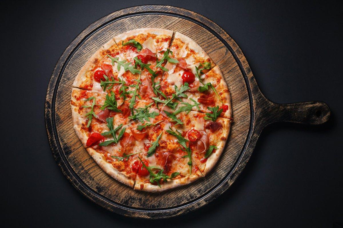 Фон для пиццерии
