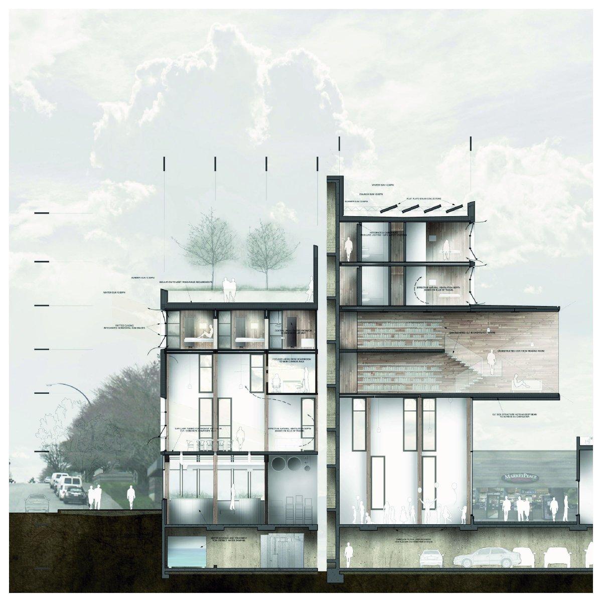 Текстуры для архитектурной подачи
