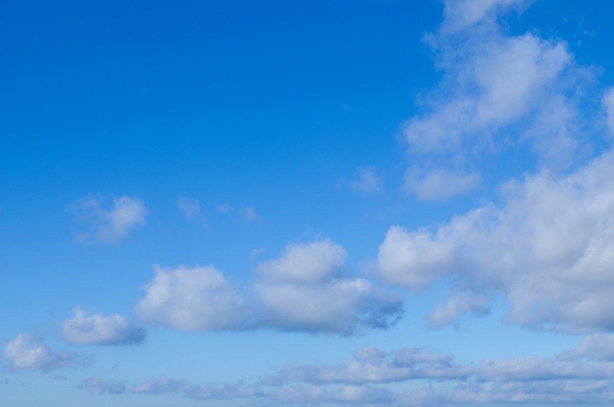 Чистое небо текстура