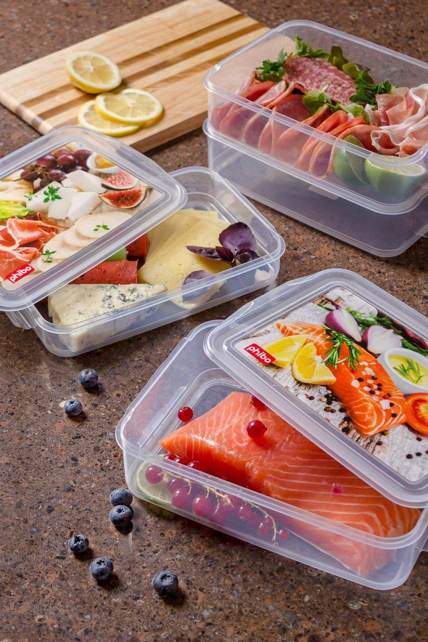 Домашняя еда в контейнерах